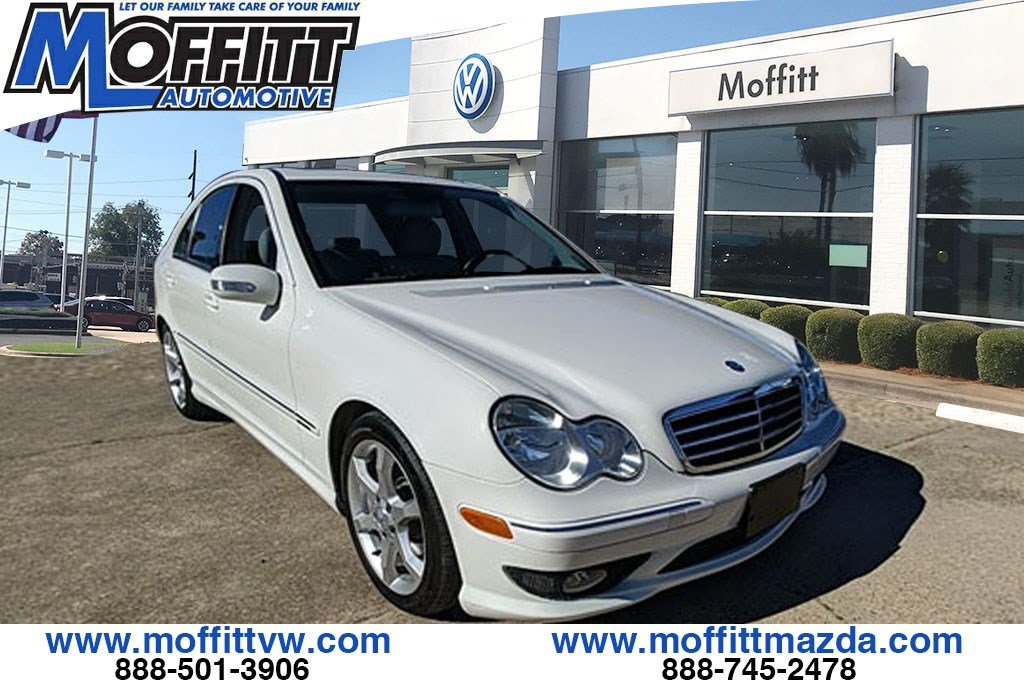 Pre-Owned 2007 Mercedes-Benz C-Class 2.5L Sport