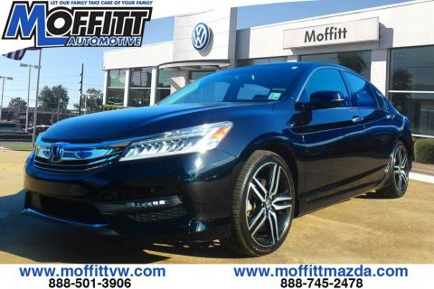 Pre-Owned 2016 Honda Accord Sedan Touring