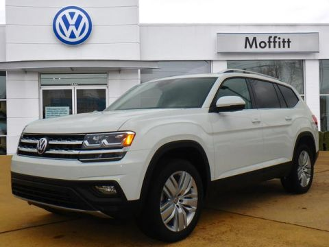 New 2019 Volkswagen Atlas V6 SE