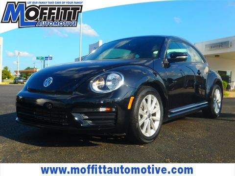 Pre-Owned 2018 Volkswagen Beetle 2.0T S with Style and Comfort