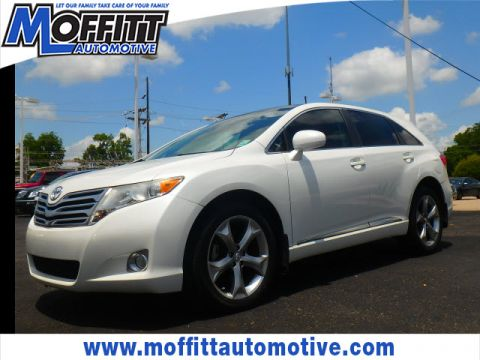 Pre-Owned 2011 Toyota Venza FWD V6
